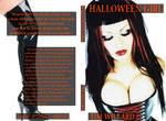 Tim Willard's 'Halloween Girl'