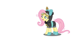 Fluttershy's Disguise