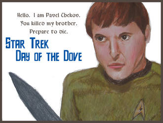 Star Trek: Day of the Dove by Zarakoda