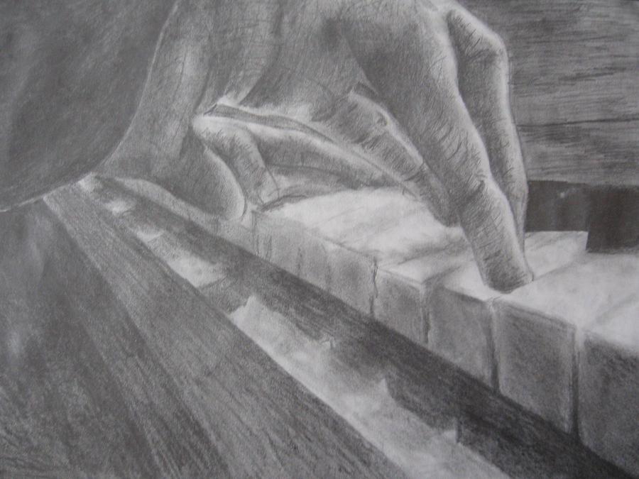 Hands on Keyboard by Zarakoda