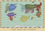 Map of Ethra