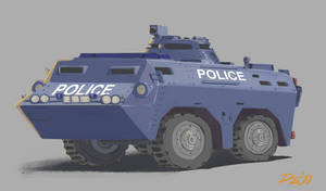 Police APC