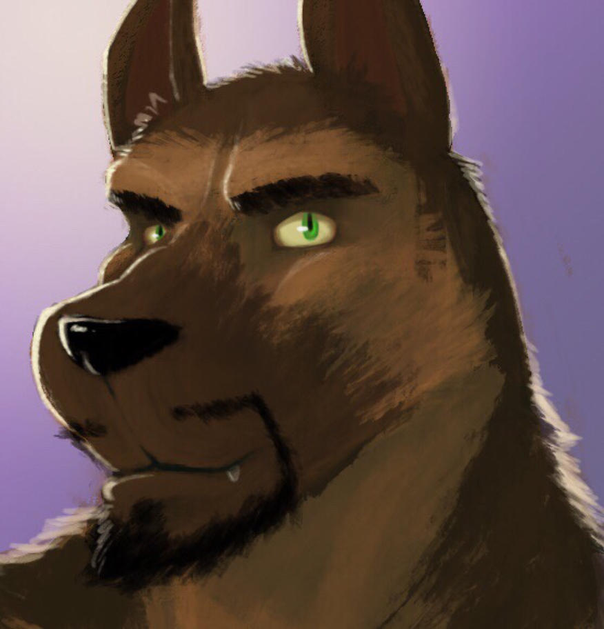 2017 Painting attempt by Wulfer-Shepherd