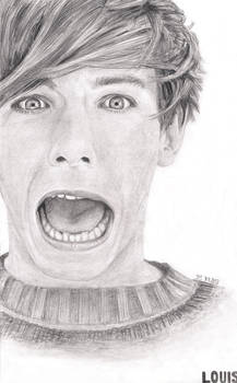 Louis Tomlinson - One Direction