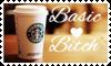 Basic B*tch Stamp by SerenaFoxx