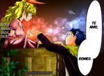 Nisekoi Romeo y Julieta