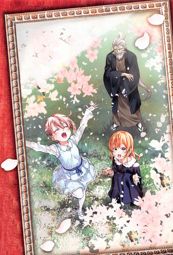 Shokugeki No Soma Color Page Manga 159 by Unrealyeto