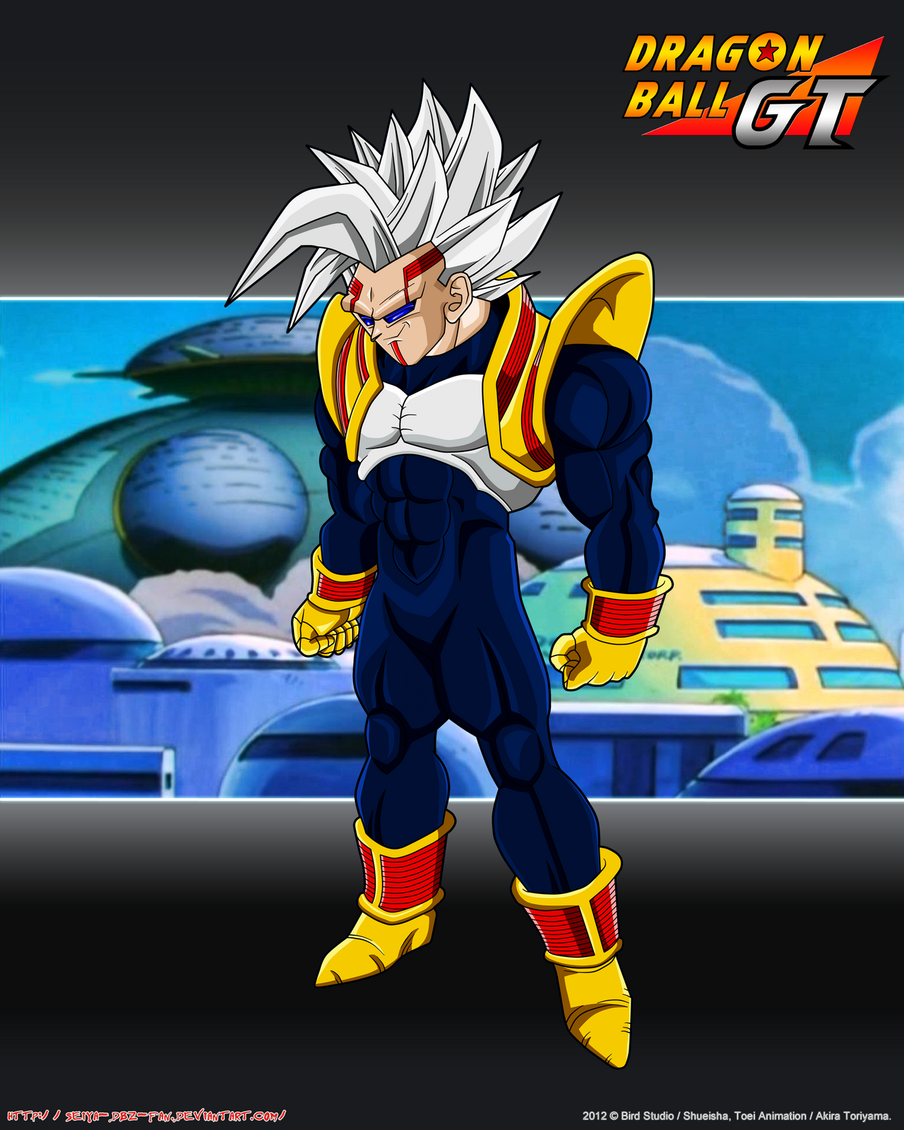 Super Baby Vegeta PE by Seiya-Dbz-Fan on DeviantArt
