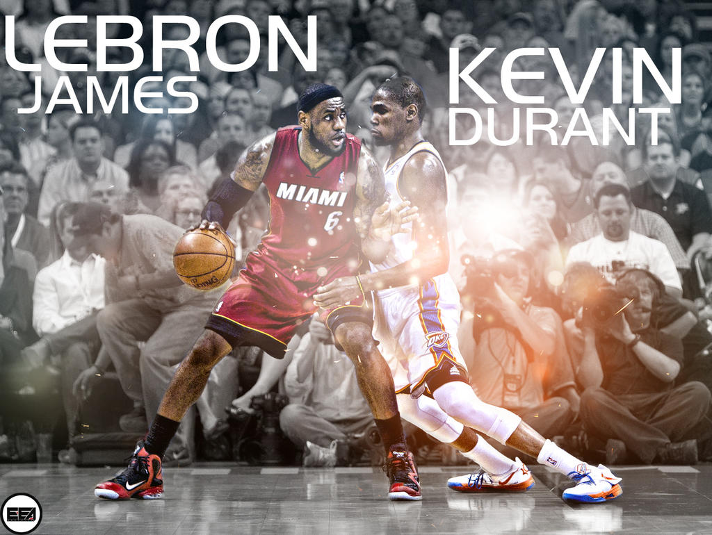 NBA Finals: Who's better, LeBron James or Kevin Durant?