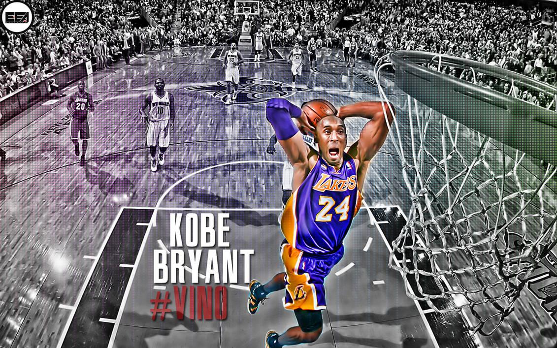 pretty nice acd19 ac5cb Kobe Bryant Wallpaper by EmanuelooElArte ...