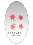 [MMD / PMX Acc] Sleeves 03 by Metra-Philia