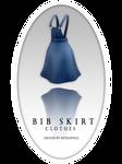[MMD / PMX Part] Bib Skirt Free DL + PTU .psd by Metra-Philia