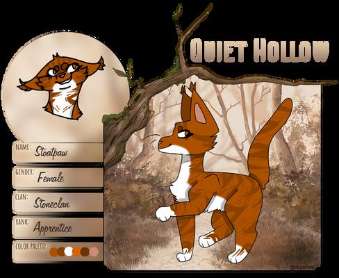Stoatpaw | QuietHollow