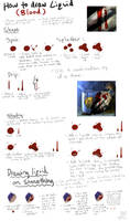 How to Draw Blood and Liquid