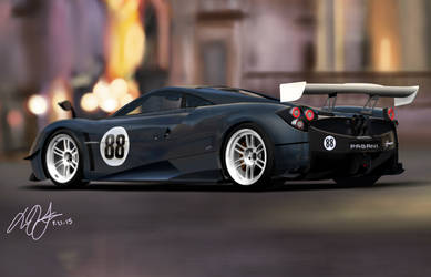 Huayra by Mdford314