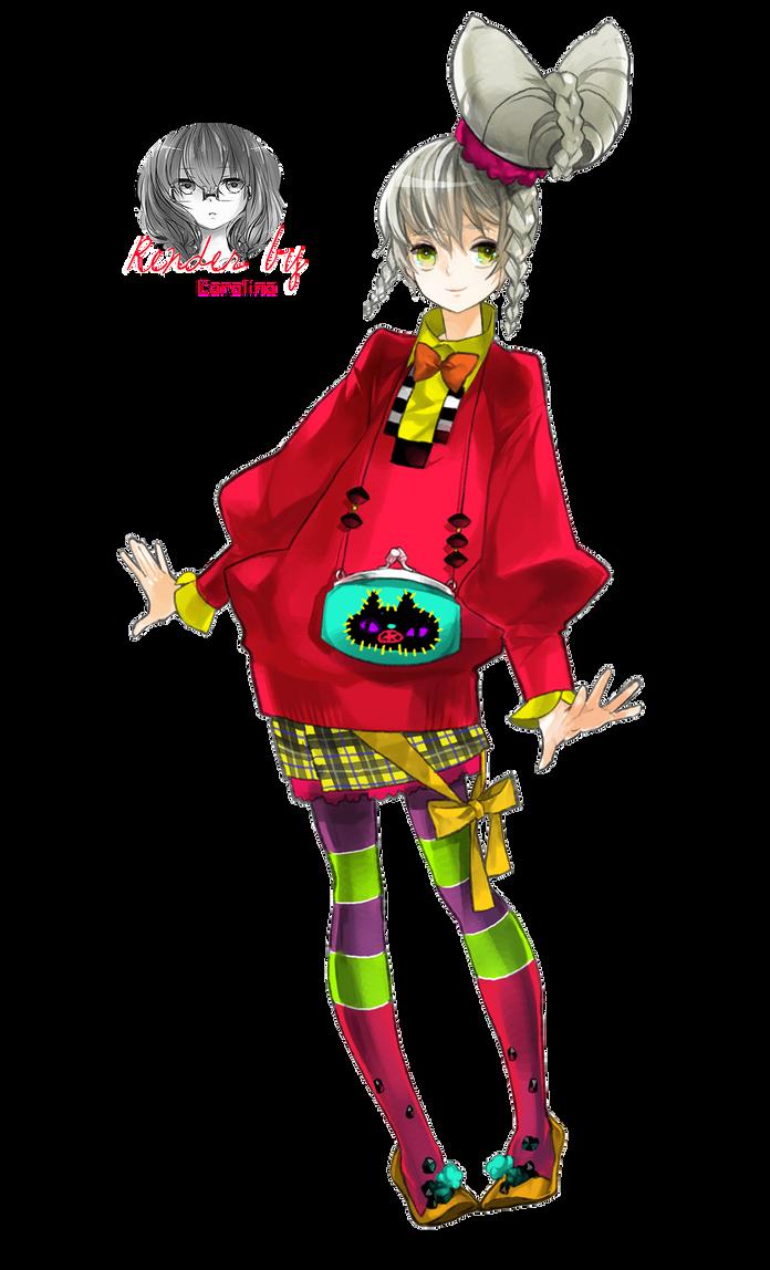 Render N1 by akemi-chan723