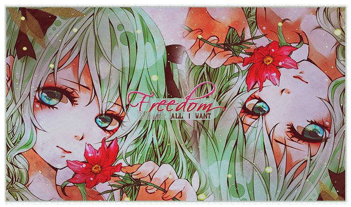 Freedom by akemi-chan723