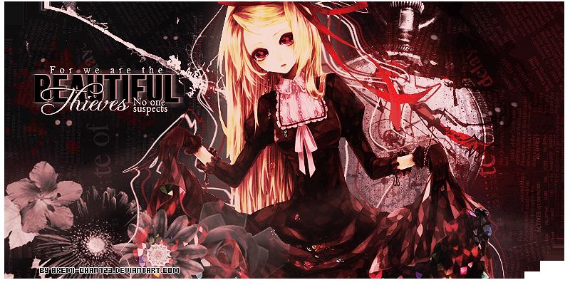 Beautiful thieves by akemi-chan723