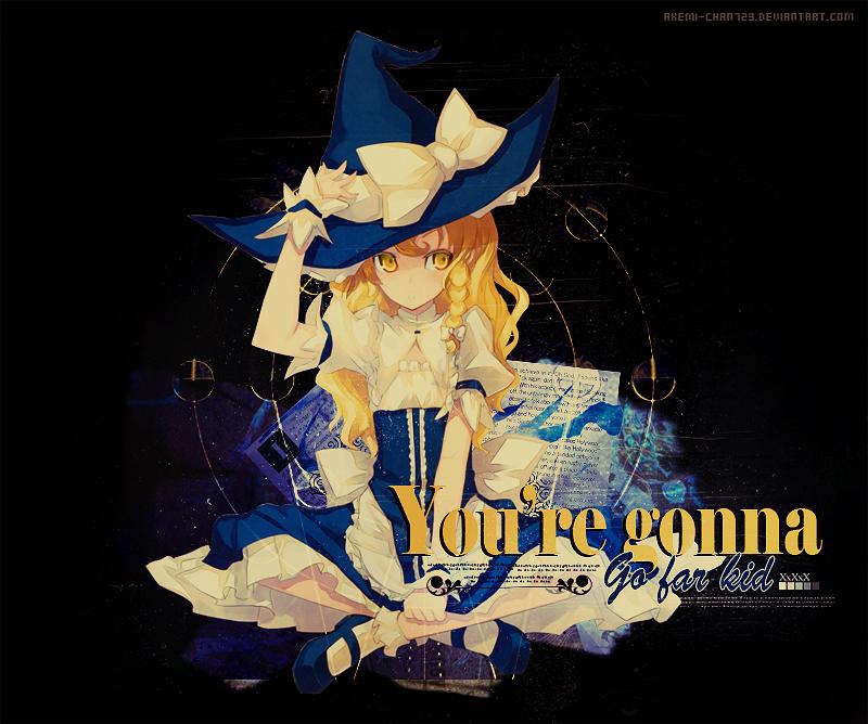 Go far by akemi-chan723