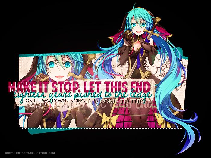 Make it stop by akemi-chan723