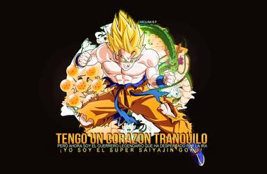 Corazon Tranquilo DBZ by akemi-chan723