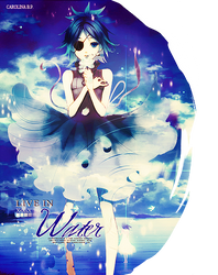 water by akemi-chan723
