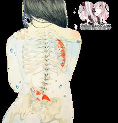 Render Bones by akemi-chan723