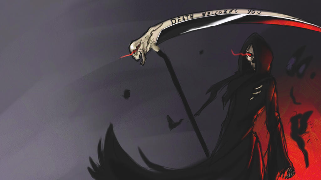 reaper anime wallpaper - photo #26