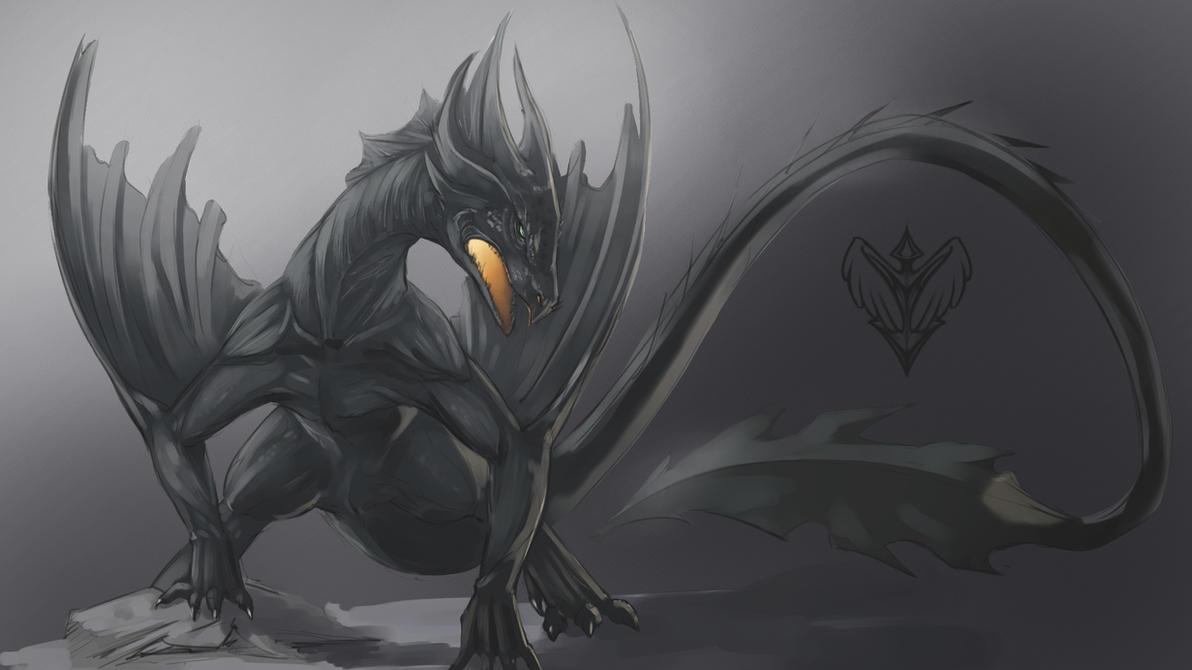drake by forgotten-wings