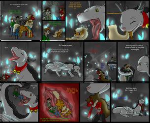 DragonX10101 commission- Vanilla's Mice pg1 by livinlovindude