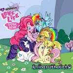 The unexpected love life of Dusk Shine by AnibarutheCat