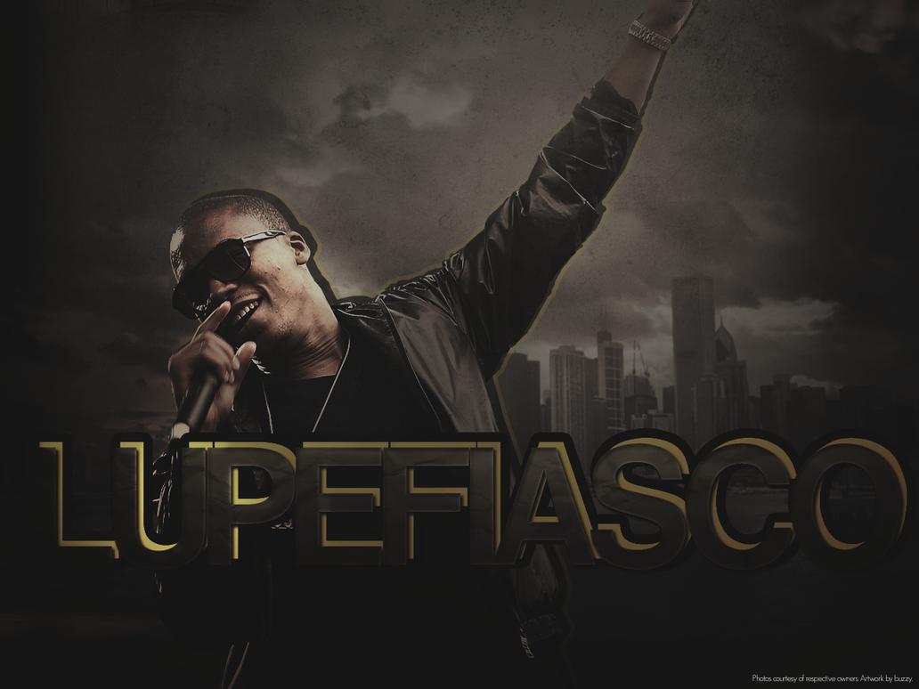 Lupe Fiasco Wallpaper by bu22y