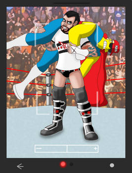 cm punk meets Duffman why did he give him a beer?