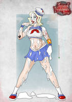 The Stay Puft Marshmallow Girl Twisted Nightmare I