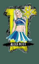 NXT 1st Alexa Bliss