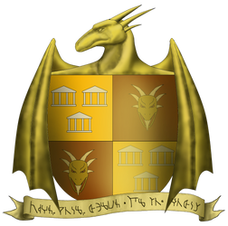 House Ultanos Coat Of Arms by Spacer176