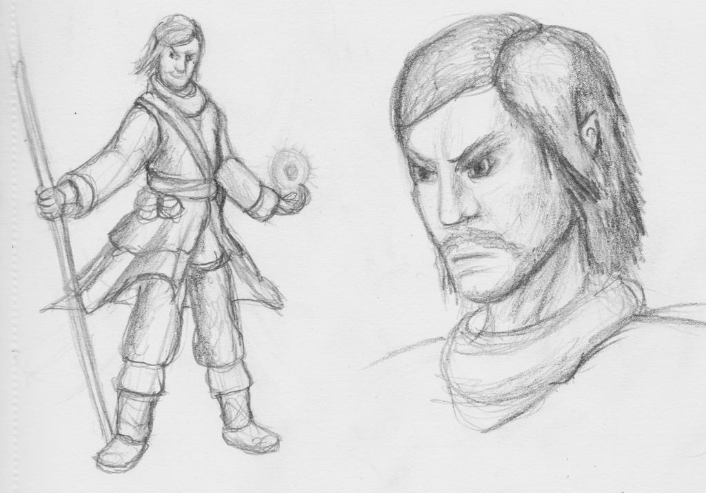 Varthaan Sketch by Spacer176
