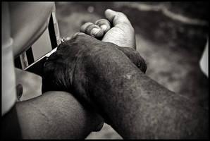 Hand in Hand by mudwrestler