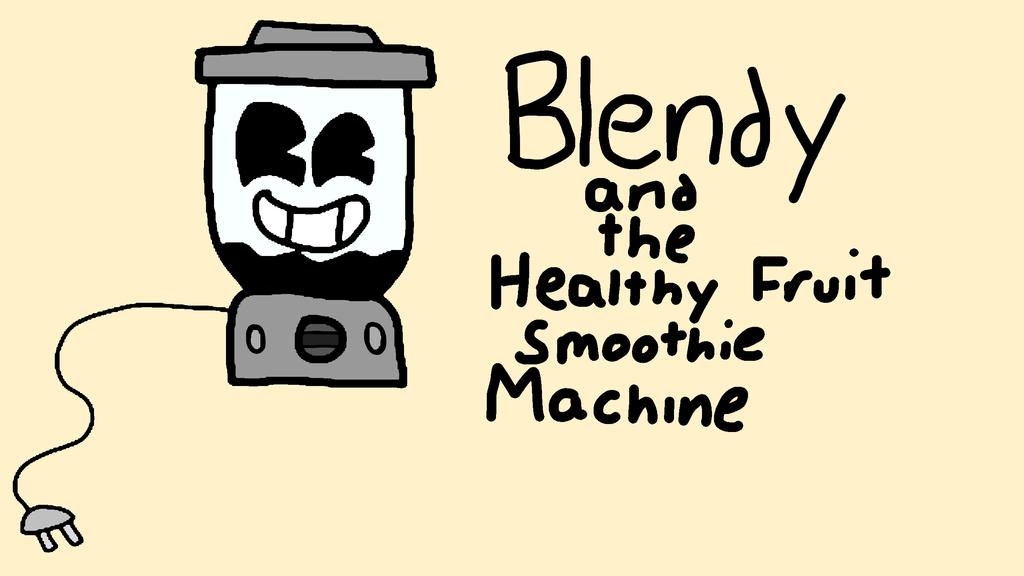 Blendy My_bendy_oc_by_kingphill54-db234r8