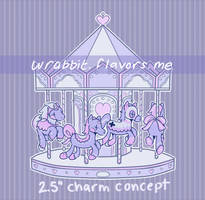 Doll Circus Charm PV by thewrabbithole