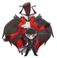 0. Arsene by thewrabbithole