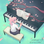 Haruka Ame Album Cover