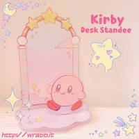 Kirby Desk Standee