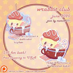 NEW wrabbit club!!