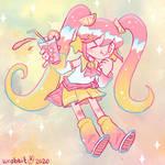 pink lemonade miku
