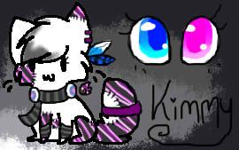 kimmy ref by 1-zombie-kitty-1
