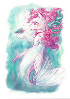 Dipper the Seapony by AnnaPommes