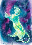 Chinese Zodiac - Tiger by AnnaPommes