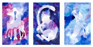 The Spirit of Gemini, Capricorn and Scorpio