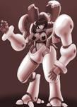 Mobile Gear Naga - Full Armor